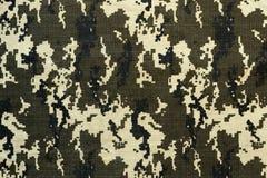 Universell kamouflagemodell Royaltyfri Fotografi