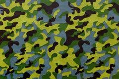 Universell kamouflagemodell Fotografering för Bildbyråer