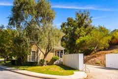 Universella studior Hollywood Park, Los Angeles, USA Royaltyfria Bilder
