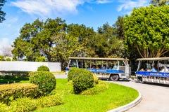 Universella studior Hollywood Park, Los Angeles, USA Arkivfoton