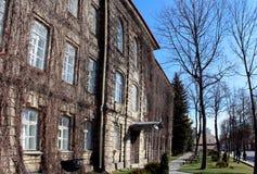 universidad Foto de archivo