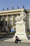 Universidad Berlín de Humboldt Fotografía de archivo