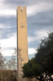 Universidad Clocktower de Pomona Fotografía de archivo libre de regalías