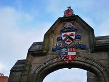 Universidad de Aberdeen Foto de archivo