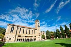 Universidad de Australia occidental Imagen de archivo libre de regalías