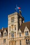 Universidad de Balliol, Oxford Fotografía de archivo libre de regalías
