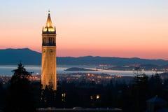 Universidad de Berkeley Foto de archivo
