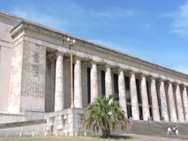 Universidad de Buenos Aires, la Argentina foto de archivo libre de regalías
