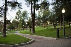 Universidad de California, campus de Los Ángeles Foto de archivo