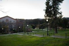 Universidad de California, campus de Los Ángeles Fotos de archivo