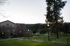 Universidad de California, campus de Los Ángeles Foto de archivo libre de regalías