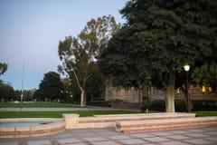 Universidad de California, campus de Los Ángeles Imagenes de archivo