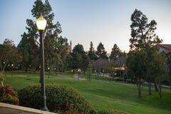 Universidad de California, campus de Los Ángeles Imágenes de archivo libres de regalías