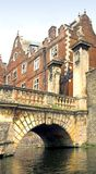 Universidad de Cambridge Imagen de archivo libre de regalías