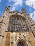 Universidad de Cambridge imagen de archivo