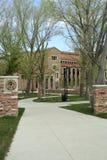 Universidad de Colorado - Boulder foto de archivo libre de regalías