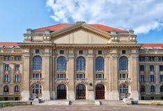 Universidad de Debrecen Foto de archivo