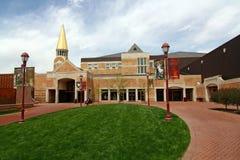 Universidad de Denver imagen de archivo