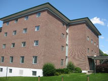 Universidad de estado de Castleton Fotos de archivo libres de regalías