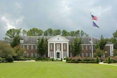 Universidad de estado de Nicholls Imágenes de archivo libres de regalías