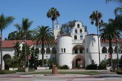 Universidad de estado de San Diego imagen de archivo libre de regalías