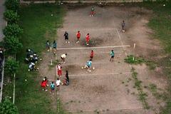 Universidad de estado del stadion de Yogyakarta Imagen de archivo libre de regalías