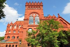 Universidad de estado de Pennsylvania imagenes de archivo