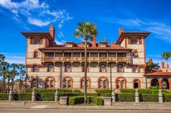 Universidad de Flagler en St Augustine, la Florida Foto de archivo