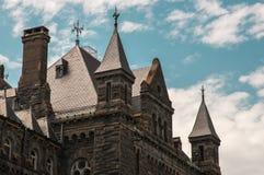 Universidad de Georgetown imagen de archivo