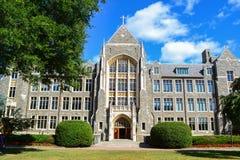 Universidad de Georgetown imagen de archivo libre de regalías