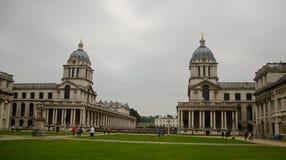Universidad de Greenwich fotografía de archivo