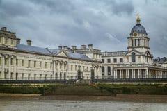 Universidad de Greenwich fotos de archivo libres de regalías
