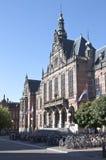 Universidad de Groninger, los Países Bajos Imagenes de archivo