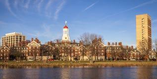 Universidad de Harvard fotos de archivo