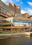 Universidad de Huddersfield foto de archivo