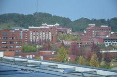 Universidad de Kanazawa, campus de Kakuma, Japón Fotos de archivo