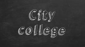 Universidad de la ciudad