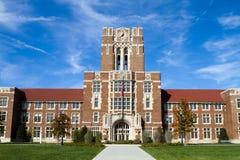 Universidad de la colina de Tennessee Imagen de archivo libre de regalías