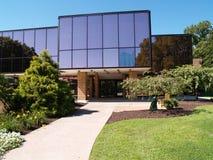 Universidad de la cresta del cedro Imágenes de archivo libres de regalías