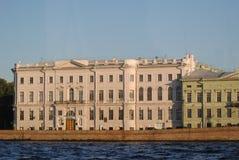 Universidad de la cultura y de los artes en St Petersburg Fotos de archivo