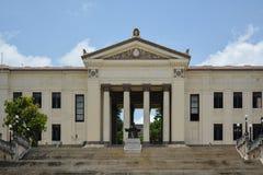 Universidad de La Habana fotografía de archivo libre de regalías