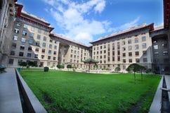 Universidad de la ingeniería de Harbin Imágenes de archivo libres de regalías