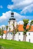 Universidad de la jesuita en Kutna Hora Imagen de archivo libre de regalías