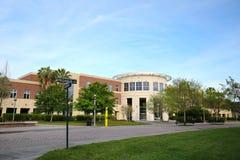 Universidad de la salud de la Florida central y de la construcción de los asuntos oficiales Foto de archivo