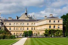 Universidad de la trinidad, Universidad de Oxford Fotos de archivo