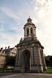 Universidad de la trinidad, universidad en Dublín Foto de archivo libre de regalías