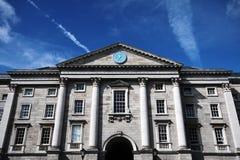Universidad de la trinidad, universidad en Dublín Fotografía de archivo