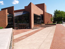 Universidad de Lafayette Imagenes de archivo
