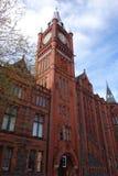 Universidad de Liverpool Foto de archivo