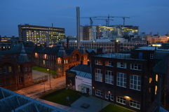 Universidad de Liverpool Fotos de archivo